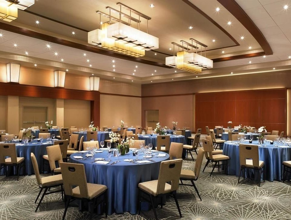 chair function hall conference hall auditorium convention center banquet meeting ballroom convention Dining restaurant