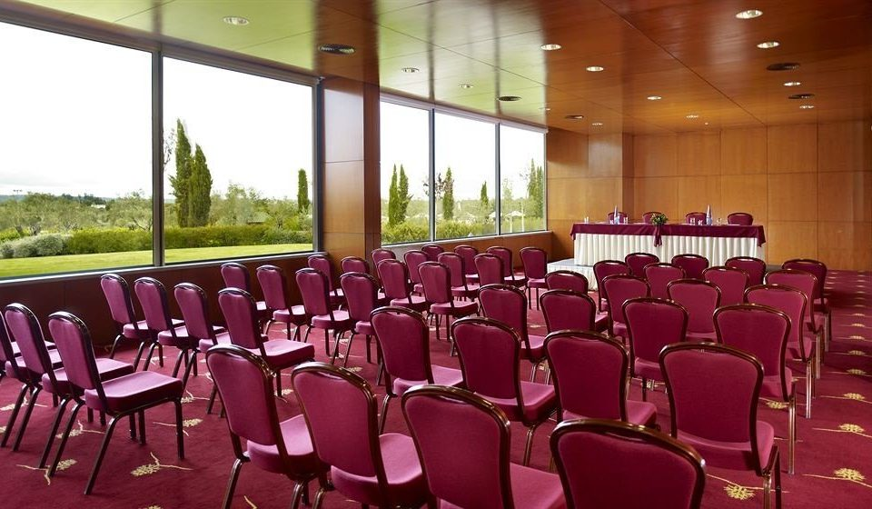 chair function hall conference hall auditorium scene banquet Dining convention center restaurant ballroom meeting set conference room