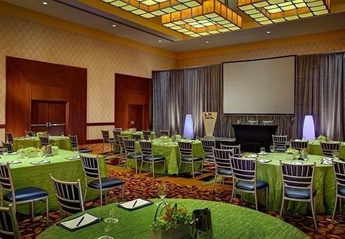 chair function hall Dining conference hall green convention center set ballroom banquet auditorium restaurant dining table