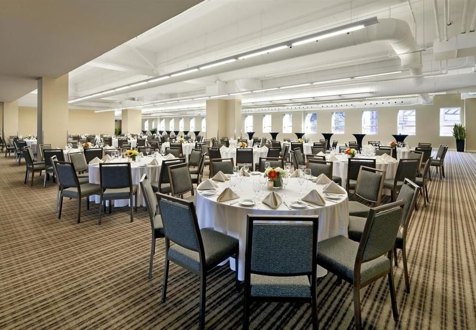 chair function hall conference hall auditorium scene Dining convention center meeting ballroom convention banquet