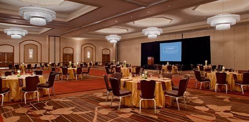 chair function hall auditorium Dining conference hall scene ballroom convention center meeting banquet convention hall