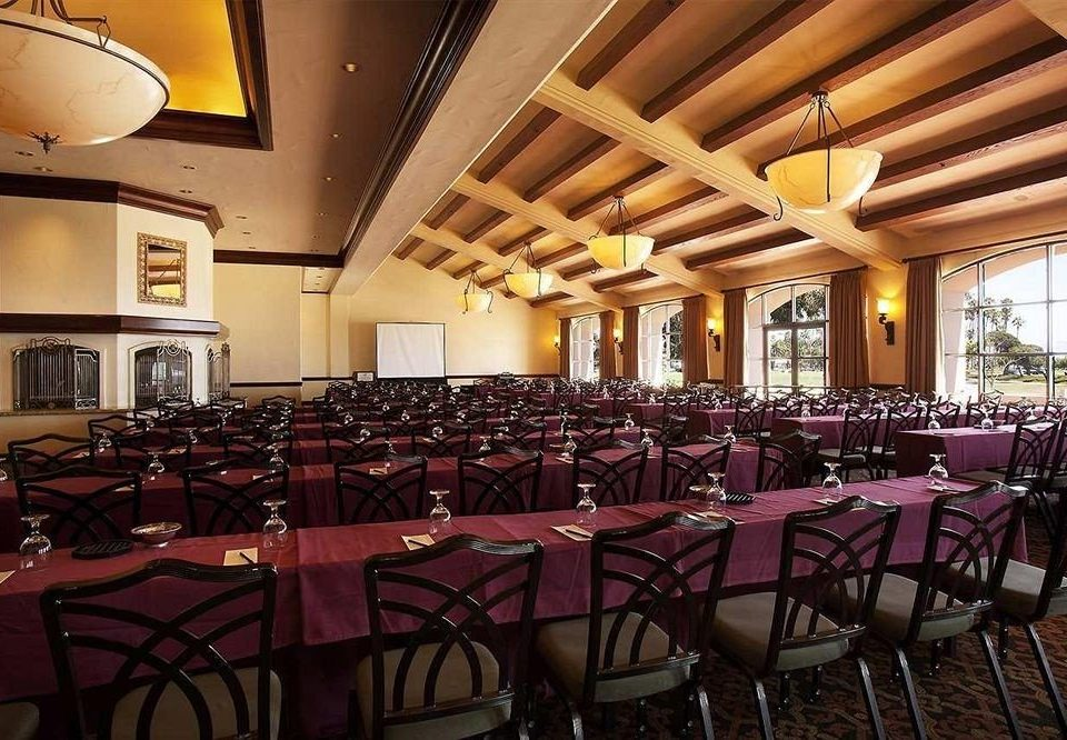 chair Dining function hall restaurant conference hall auditorium banquet convention center ballroom set