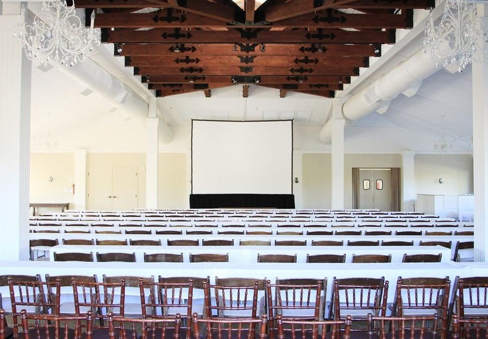 chair auditorium structure function hall Dining ballroom hall