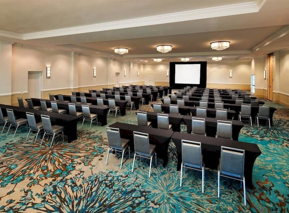 chair auditorium conference hall function hall scene meeting convention center Dining ballroom conference room