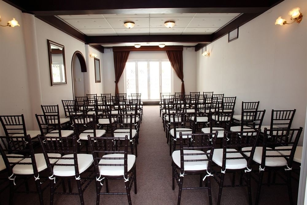 chair Dining function hall restaurant conference hall auditorium ballroom set dining table