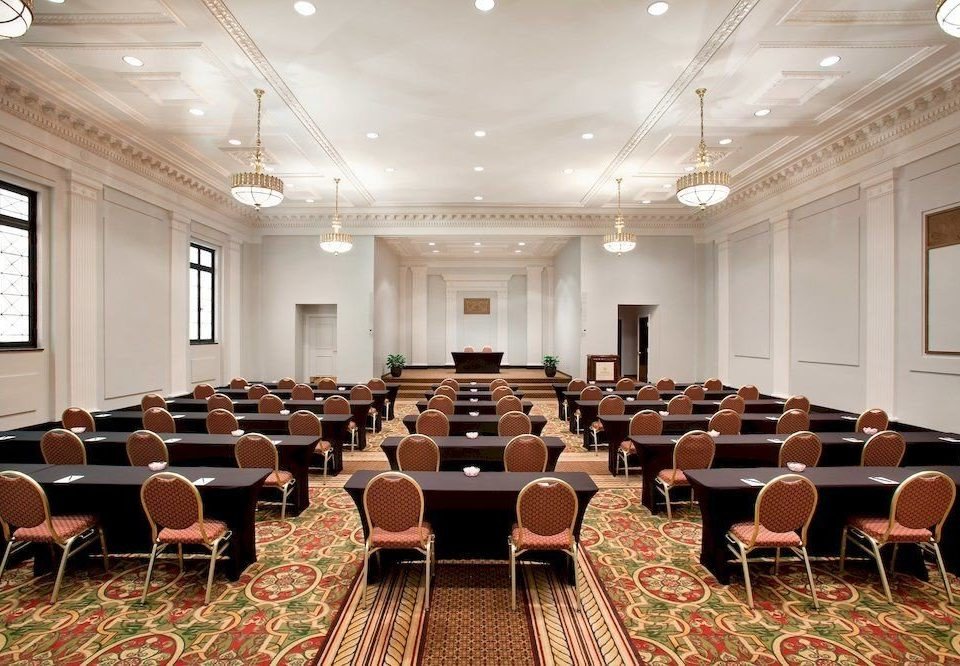 chair conference hall function hall auditorium Dining meeting convention center ballroom convention conference room