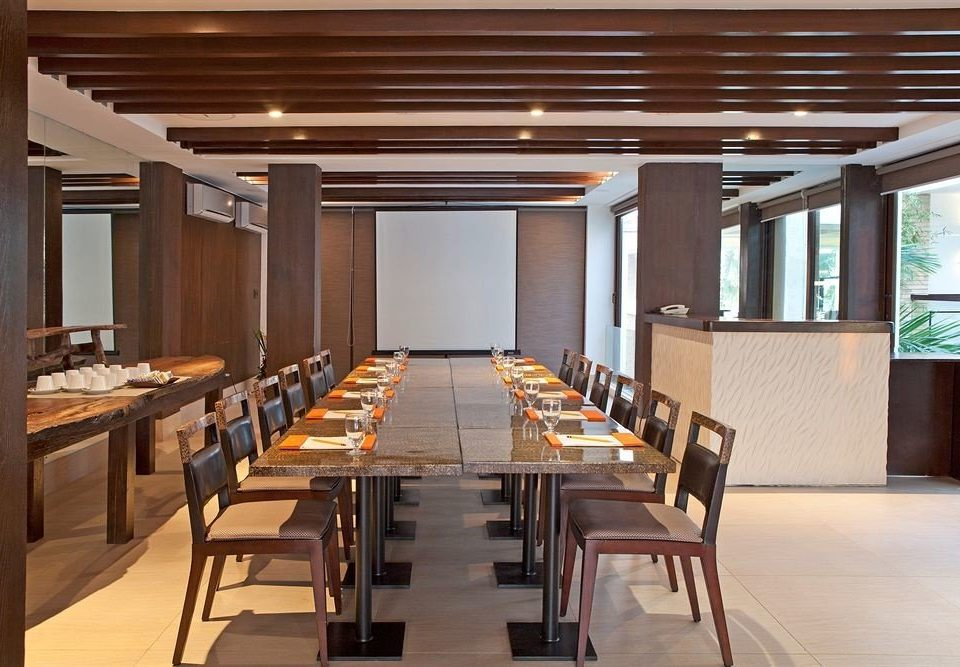 chair conference hall function hall wooden Dining auditorium convention center classroom restaurant