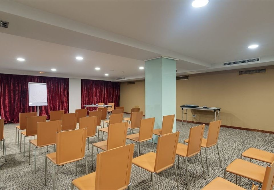 chair property conference hall auditorium classroom Dining function hall convention center empty conference room