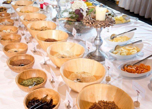 plate food bowl buffet brunch breakfast dessert full set Dining baking cuisine displayed