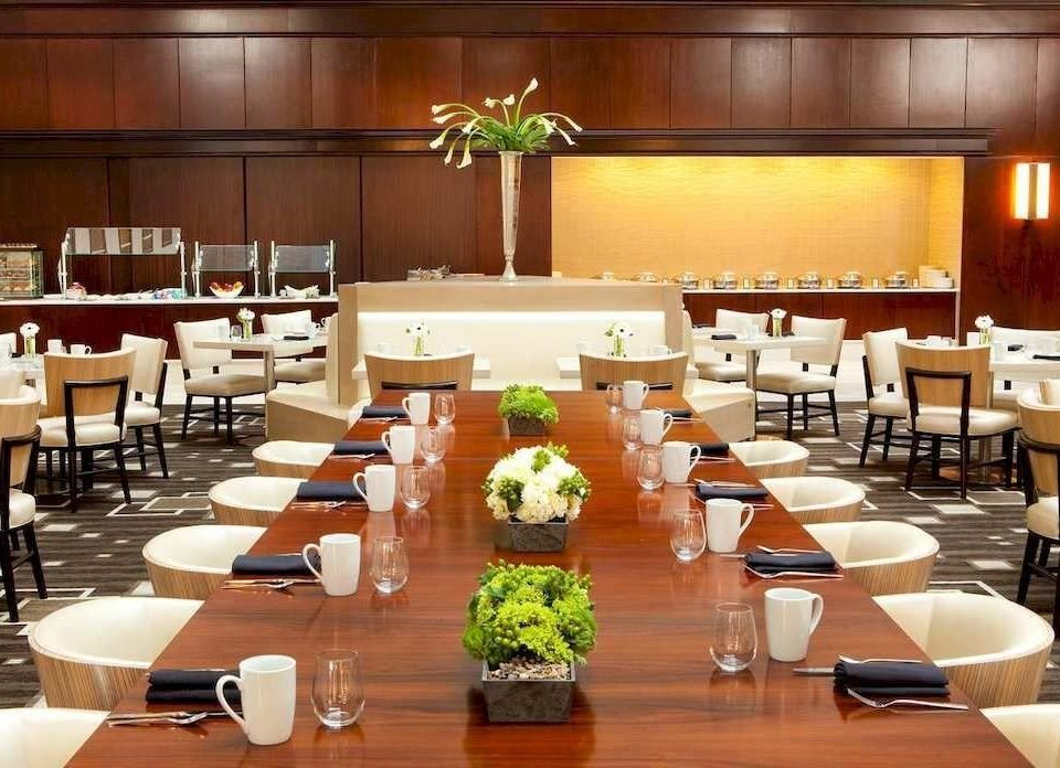 wooden function hall restaurant conference hall Dining convention center banquet cafeteria meeting ballroom