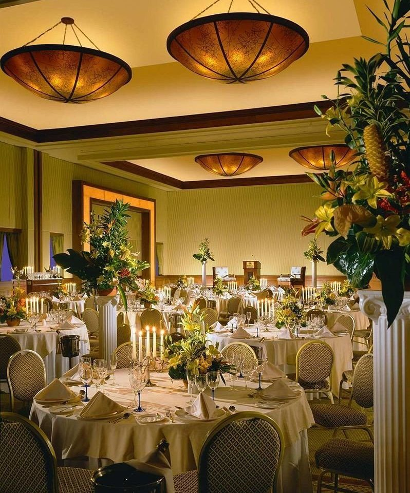 function hall wedding restaurant wedding reception Dining banquet centrepiece ceremony floristry ballroom fancy