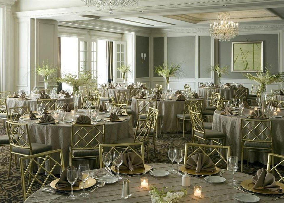 function hall banquet ballroom restaurant wedding Dining wedding reception centrepiece rehearsal dinner dining table