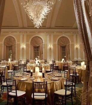 chair function hall Dining wedding wedding reception ballroom ceremony banquet restaurant palace set fancy