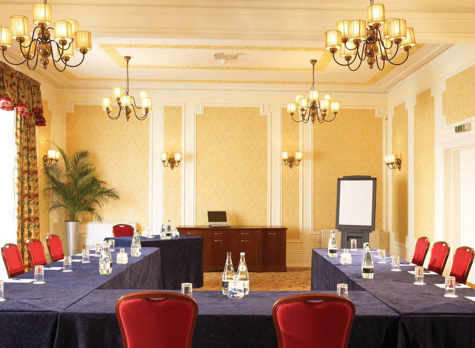 chair function hall Dining banquet restaurant conference hall ceremony ballroom orange set