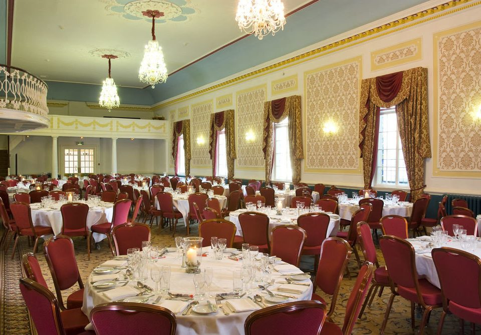 chair function hall Dining banquet wedding restaurant ceremony ballroom wedding reception palace set dining table