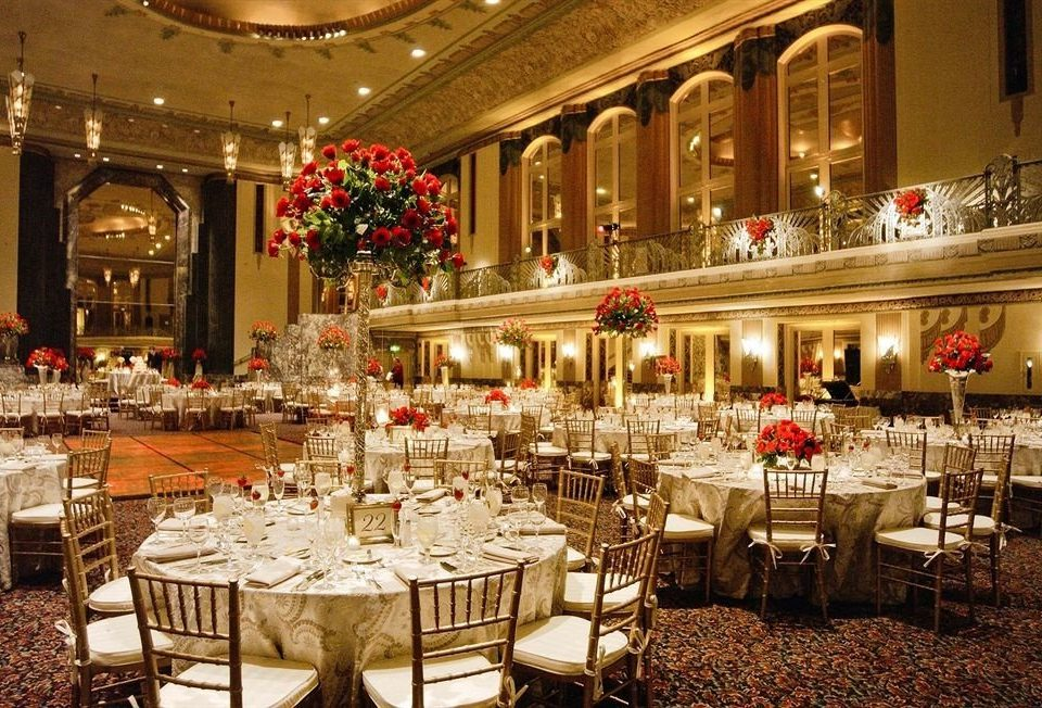 chair function hall banquet ballroom wedding reception ceremony wedding Dining