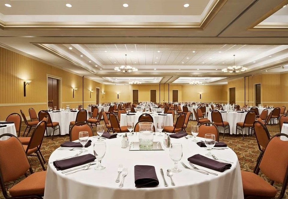 chair function hall conference hall meeting banquet convention center ballroom Dining convention conference room