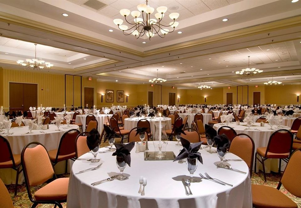 chair function hall scene conference hall banquet ballroom event convention center Dining meeting convention restaurant wedding reception set