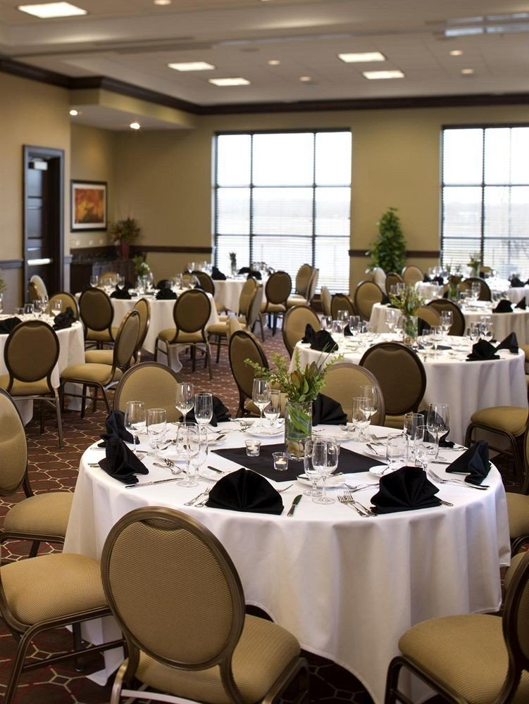chair function hall conference hall banquet restaurant meeting event ballroom Dining convention center convention full set conference room dining table