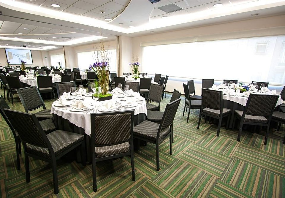 chair function hall conference hall restaurant Dining convention center banquet meeting ballroom