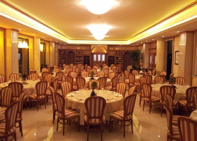 chair function hall restaurant Dining banquet conference hall ballroom convention center