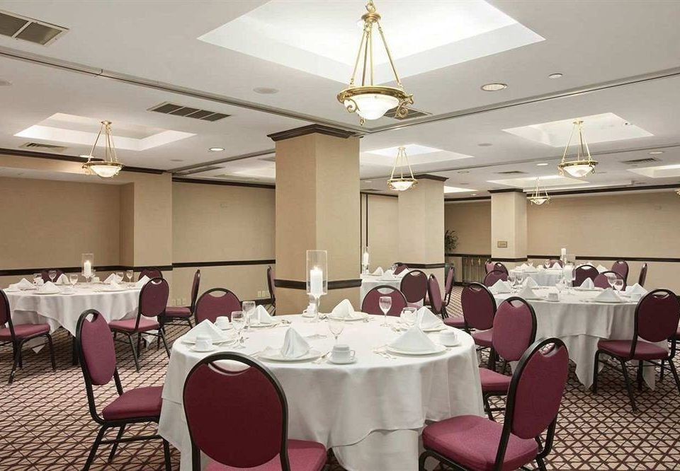 chair function hall conference hall restaurant banquet ballroom Dining dining table