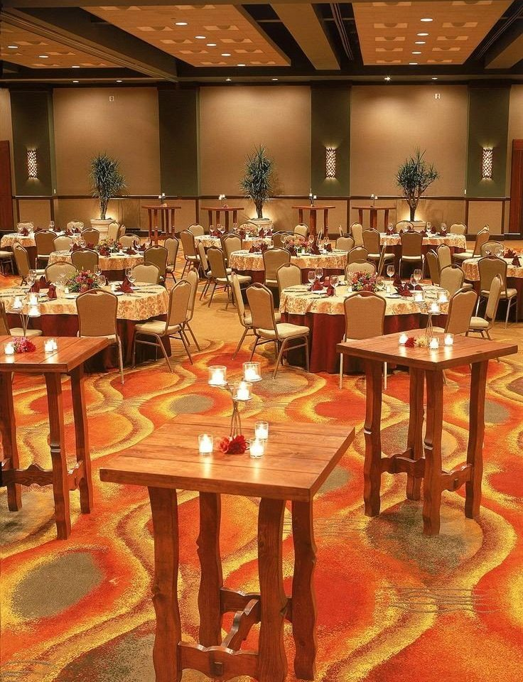 function hall restaurant Dining banquet ballroom set