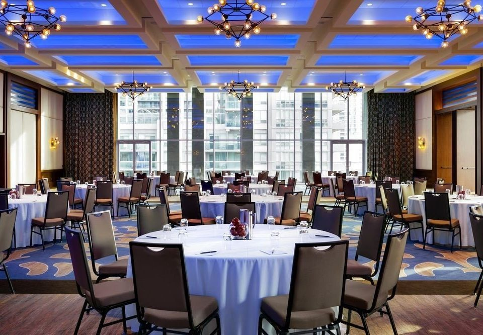 chair function hall scene conference hall Dining convention convention center meeting ballroom restaurant