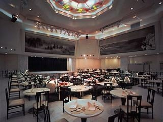 chair function hall scene Dining restaurant convention center conference hall ballroom lots set