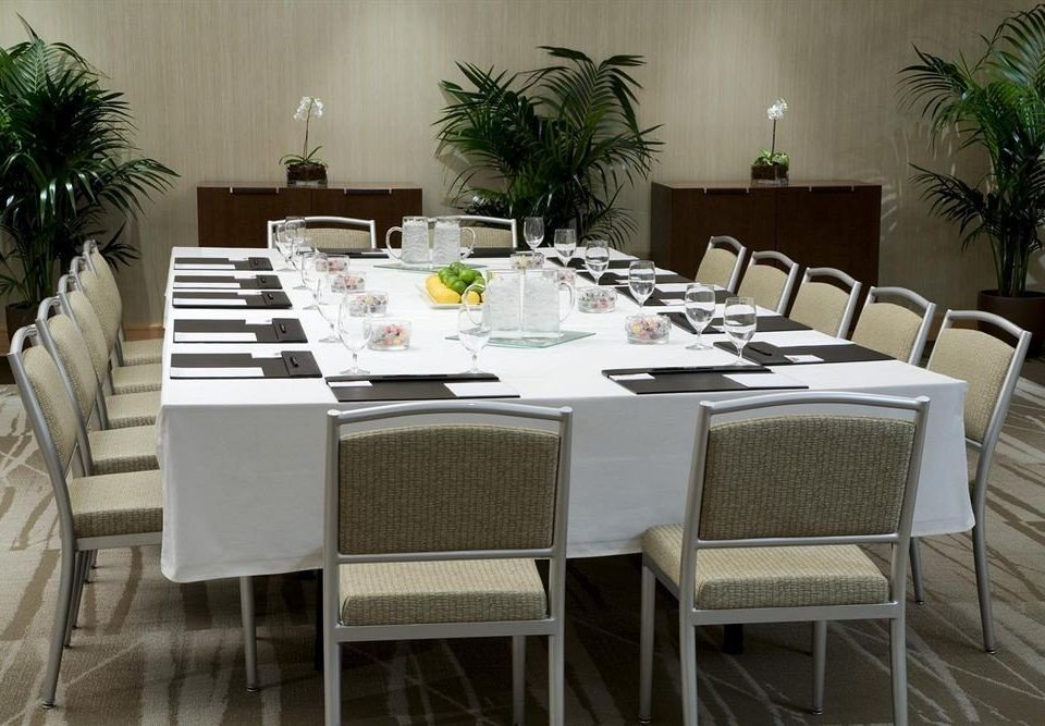 chair plant restaurant banquet function hall Dining dining table set
