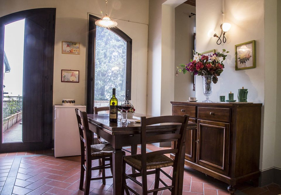 property home living room cottage Dining cabinetry