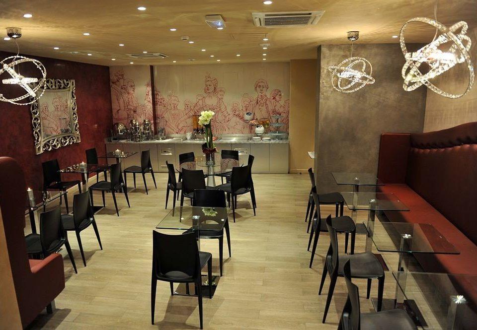chair Dining restaurant function hall café