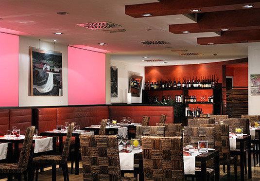 chair function hall restaurant café Dining