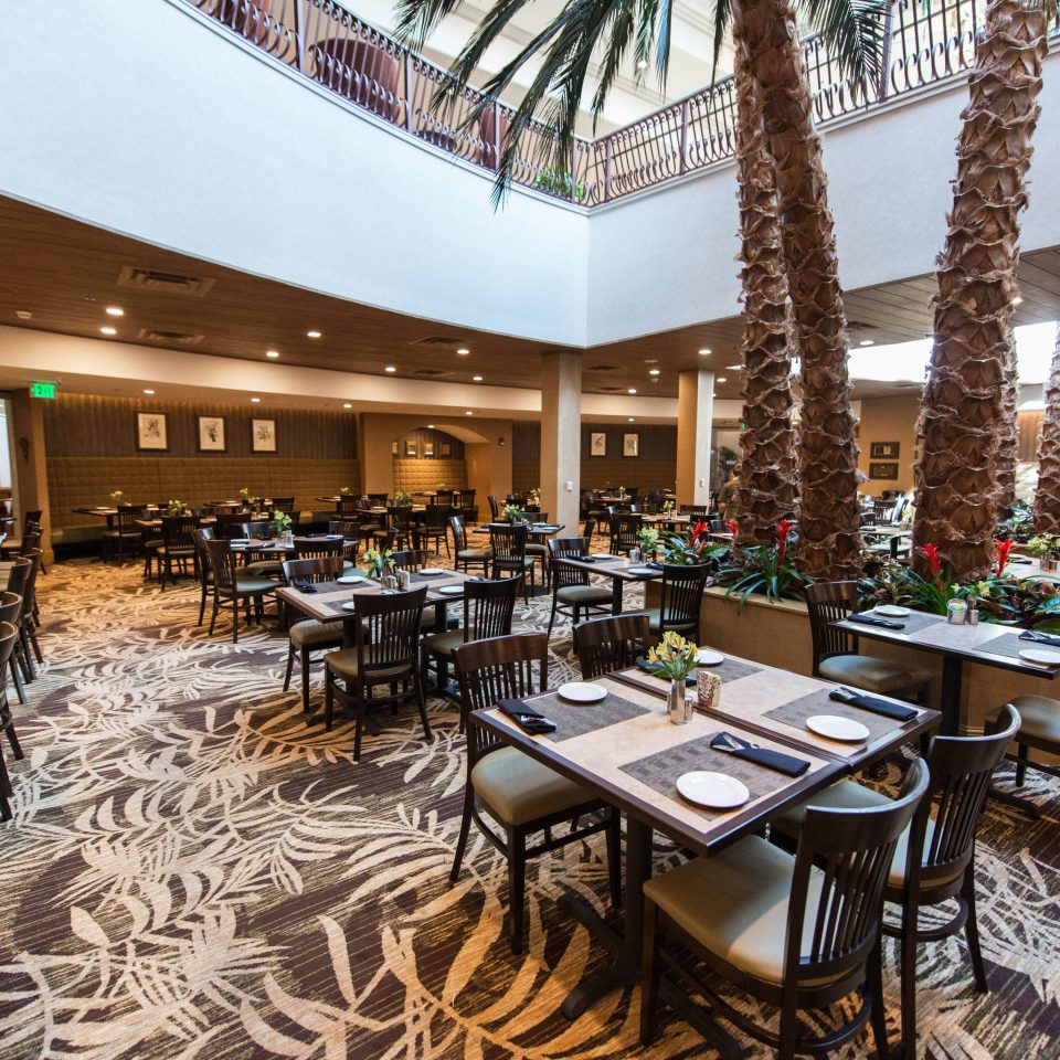 chair restaurant Dining convention center plaza cafeteria function hall conference hall food court