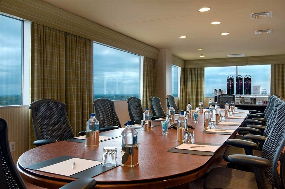 chair conference hall Dining meeting condominium convention center living room conference room overlooking dining table