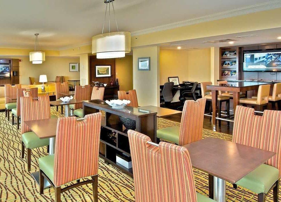 chair property condominium restaurant Dining set dining table