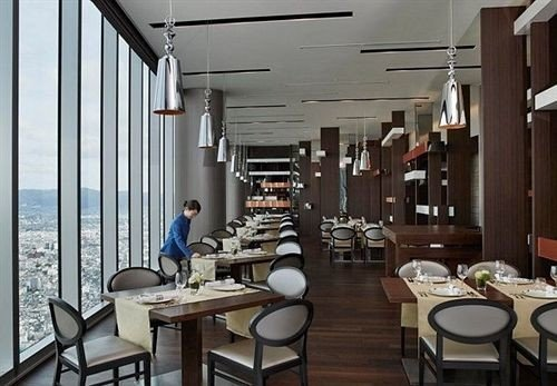 chair property restaurant Dining condominium set dining table