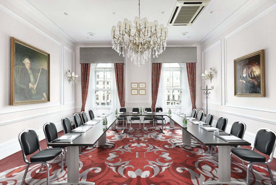 chair property living room scene red conference hall home Dining function hall mansion conference room dining table