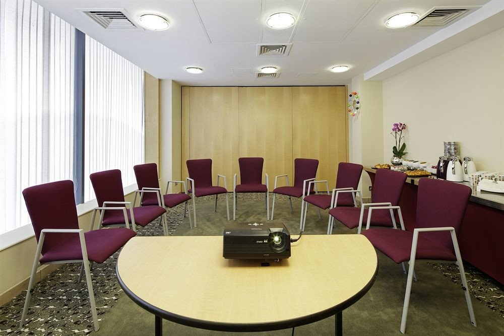 chair conference hall function hall curtain Dining meeting convention center waiting room leather conference room dining table