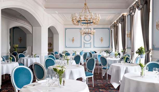 chair function hall restaurant Dining dining table