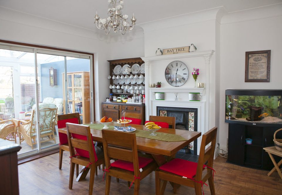 property home living room cottage farmhouse Dining