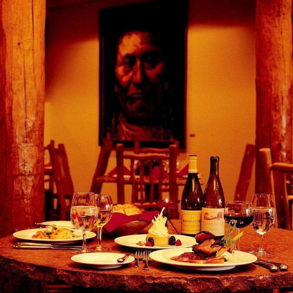 plate restaurant dinner Dining dining table set