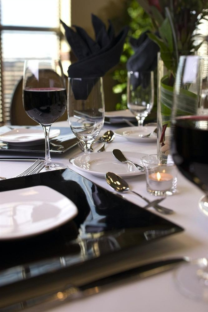 wine glasses restaurant Dining dining table