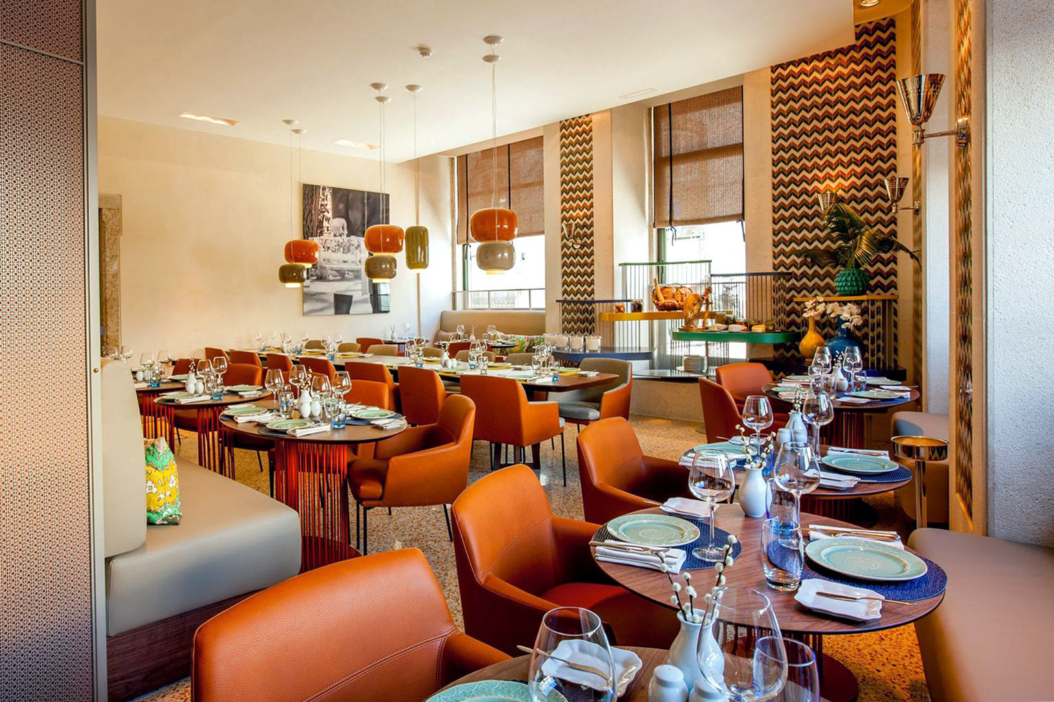 Dining Drink Eat chair restaurant set