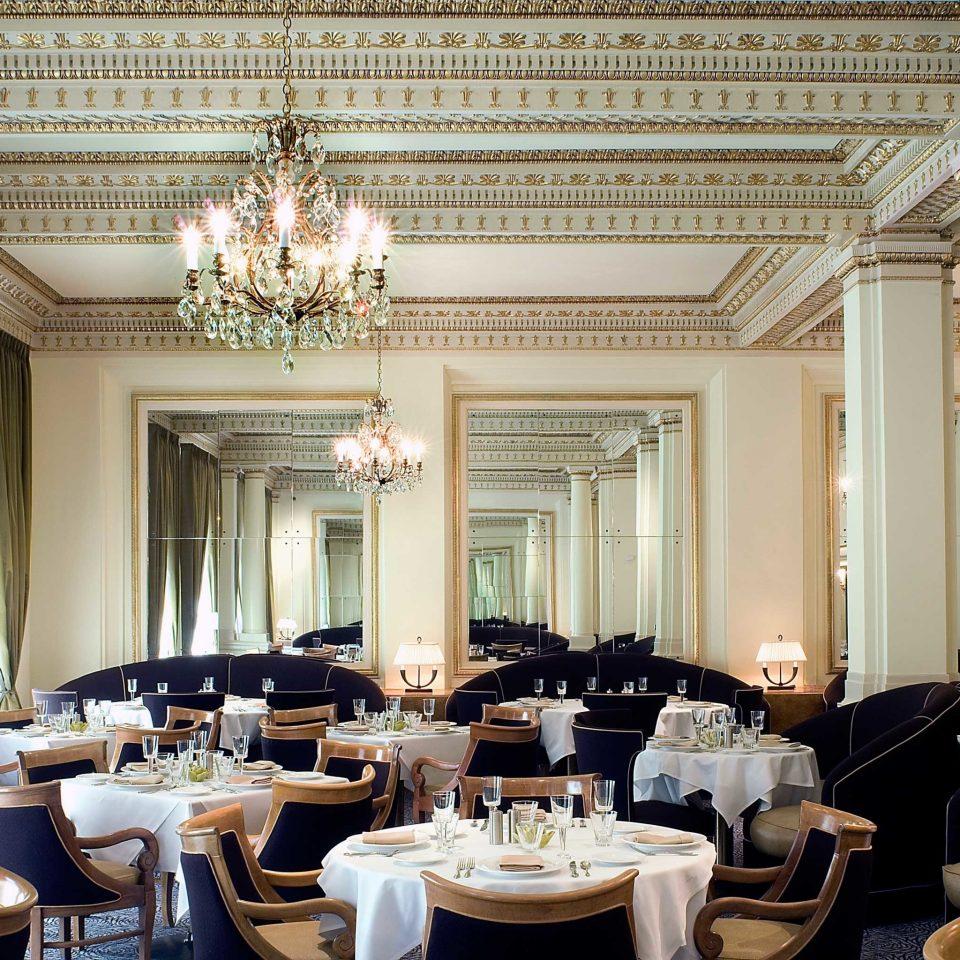 Dining Drink Eat Elegant Historic Lounge Modern function hall restaurant palace ballroom set fancy