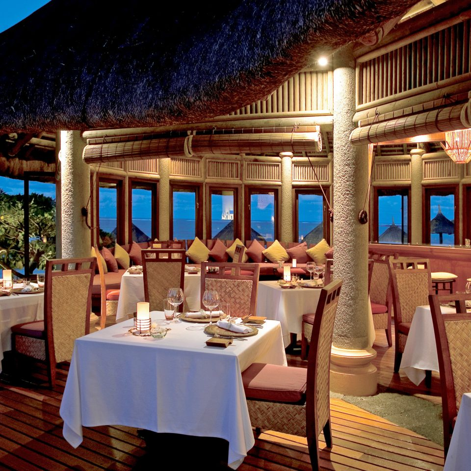 Dining Drink Eat Family Romantic Tropical Waterfront restaurant Resort function hall palace