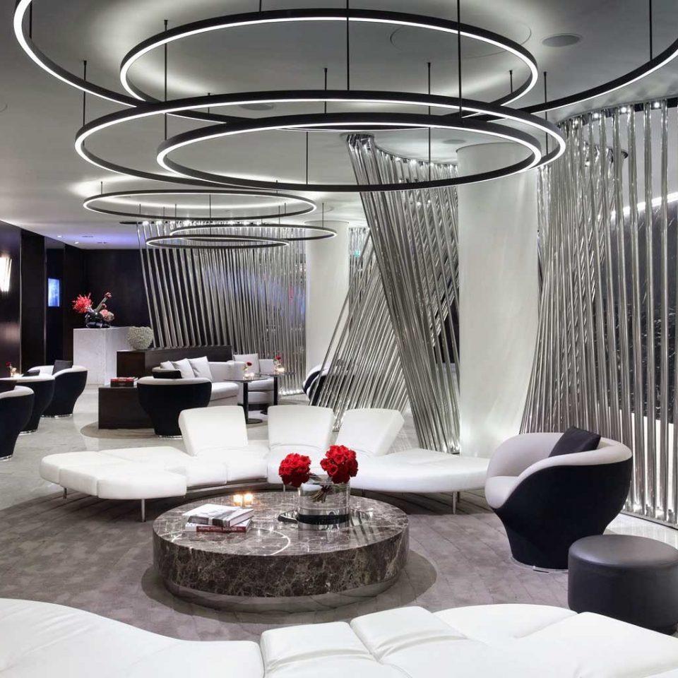 Dining Drink Eat Hip Lounge Luxury Modern Lobby vehicle yacht lighting restaurant living room
