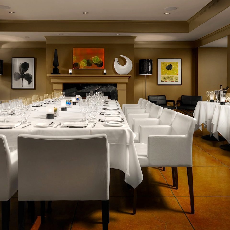 Dining Drink Eat Inn Modern function hall restaurant conference hall banquet white ballroom meeting