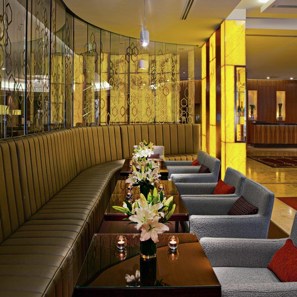 Dining Drink Eat Lobby Lounge Resort function hall aisle ballroom