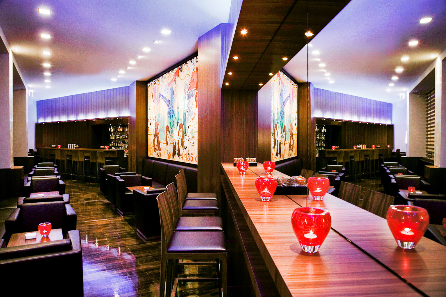 Dining Drink Eat Lounge Modern function hall Lobby convention center conference hall restaurant ballroom Resort